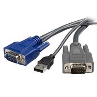 Startech. Com Cable Kvm 3M Vga Usb . . .