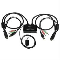 Startech. Com Switch Conmutador Kvm . . .