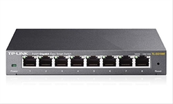 Switch 8 Puertos Gigabit Easy Smart Tp- Link