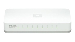 Switch D- Link Go- Sw- 8E 8 Puertos Fast Ethern