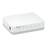 Switch D- Link 5 Puertos 10/ 100/ 1000Mbps Copper . . .