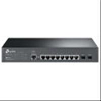 Switch Tp- Link 8 Port Giga 2 Sfp . . .