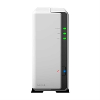 Synology Ds119j 1 Bay 800 Mhz Dc   . . .