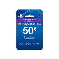 Tarjeta Prepago Sony Monedero 50