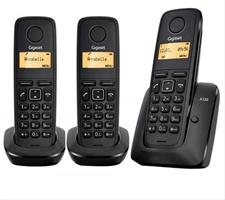 Teléfono Gigaset A120 Trío . . .