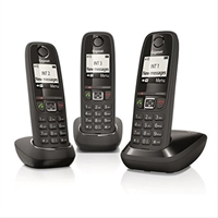 Teléfono Inalámbrico Gigaset As405 . . .
