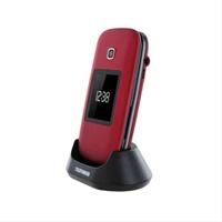 Telefono Movil Telefunken Tm260 2. 6´´ Rojo