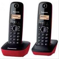 Teléfono Panasonic Kx- Tg1612 Dúo . . .