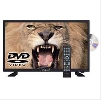 Televisión Combo Dvd Nevir 12V Nvr- 7412- 24Hddvd- N . . .