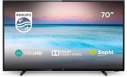 Televisor Philips 70Pus6504/ 12 70´´ Led 4K Uhd . . .