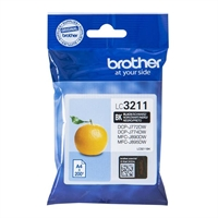 Tinta Brother Lc3211 Negro