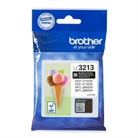 Tinta Brother Lc3213bk Negro