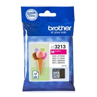 Tinta Brother Lc3213m Magenta