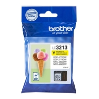 Tinta Brother Lc3213y Amarilla