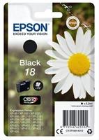 Tinta Epson Nº18 Negro