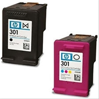 Tinta Hp 301 Pack Negro/ Color