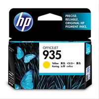 Tinta Hp 935 Amarillo