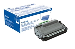 Toner Brother Tn- 3480 Negro