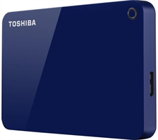 Toshiba Canvio Advance 2Tb Blue . . .