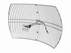 Tp- Link Antena Parabolica Grid 24Dbi 2. 4Ghz C.  . . .