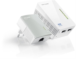 Tp- Link Kit Extensor Powerline Wifi Av500 A 300 . . .