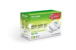 Tp- Link Kit Extensor Powerline Wifi . . .