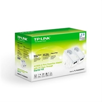 Tp- Link Powerline Av500 Kit De Inicio De . . .