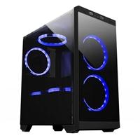 Unyka Caja Matx Armor C21 Gaming Black