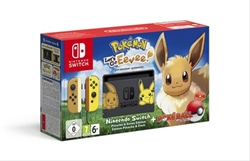 Videoconsola  Nintendo Switch Eevee Pikachu