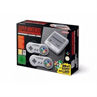 Videoconsola Nintendo Classic Mini . . .