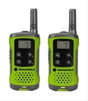 Walkie Talkies Motorola T41 Verde
