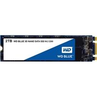 Wd 3D Nand Ssd Blue 2Tb M. 2 Sata