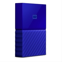 Wd Hdd Ext My Pass 3Tb 2. 5 Blue . . .