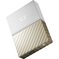 Wd Hdd Ext My Pass Ultra 4Tb White . . .