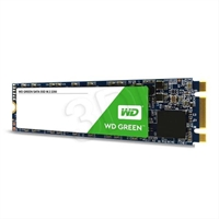 Wd Ssd Green 120Gb M. 2 7Mm Sata . . .