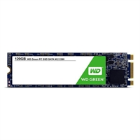 Wd Ssd Green 120Gb M. 2 7Mm Sata Gen 3