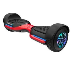 Whinck Hoverboard Led Rojo Scooter Eléctrico . . .