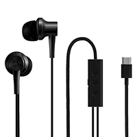Xiaomi Mi Anc  Type- C In- Ear    Earphones (Black . . .